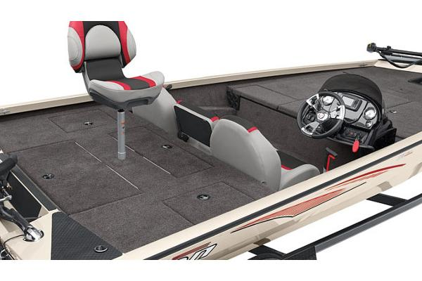 2020 Triton boat for sale, model of the boat is 18 TX & Image # 13 of 17