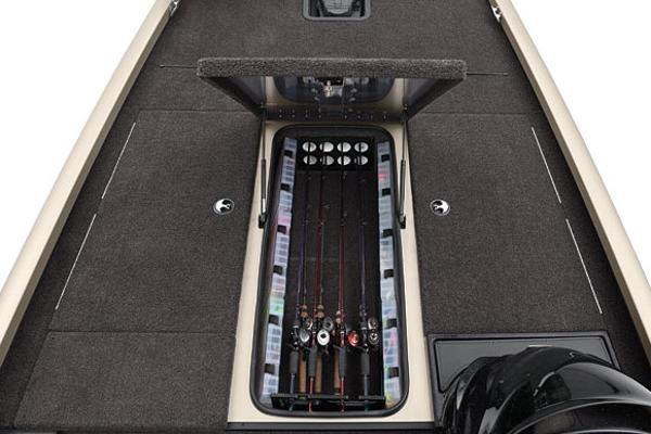 2020 Triton boat for sale, model of the boat is 18 TX & Image # 4 of 17