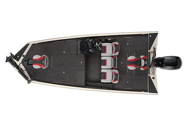 2020 Triton boat for sale, model of the boat is 18 TX & Image # 16 of 17