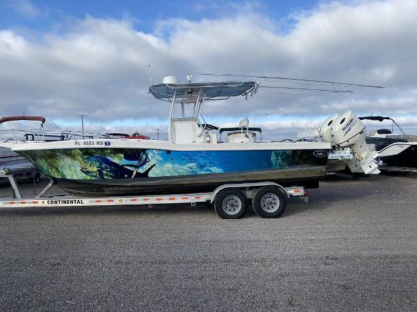 2016 Dusky boat for sale, model of the boat is 278 CC & Image # 3 of 12