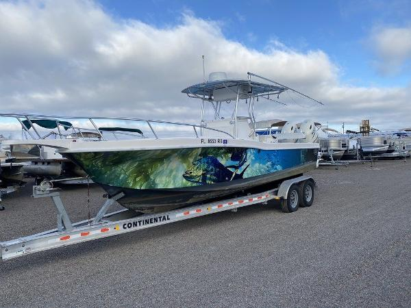 2016 Dusky boat for sale, model of the boat is 278 CC & Image # 2 of 12