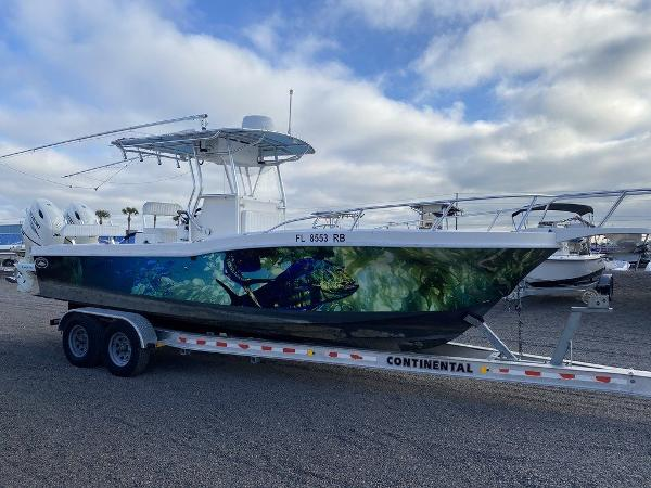 2016 Dusky boat for sale, model of the boat is 278 CC & Image # 1 of 12
