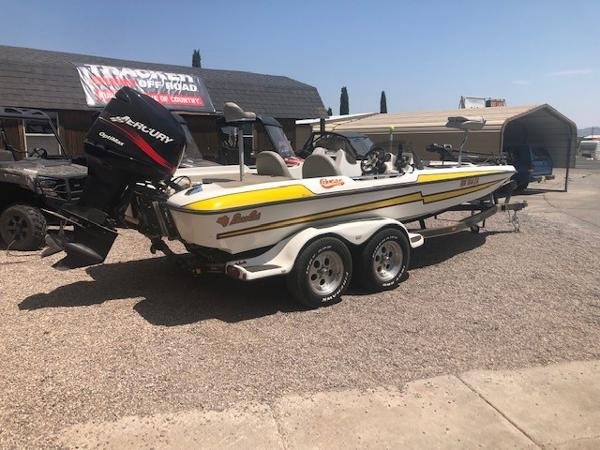 2003 Bass Cat Boats boat for sale, model of the boat is Cougar & Image # 3 of 20