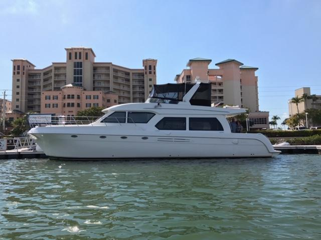 Picture Of:  54' Navigator 5400 2007Yacht For Sale   64