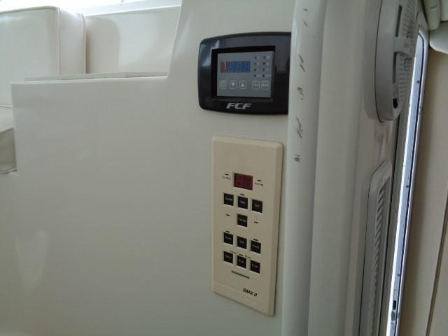 Viking 54 Motor Yacht - AC Controls
