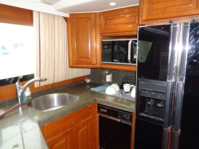 Viking 54 Motor Yacht - Galley