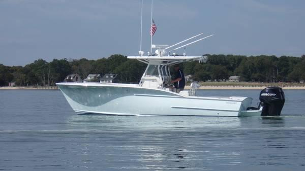 2009 OBX 26 Outer Banks Boatworks