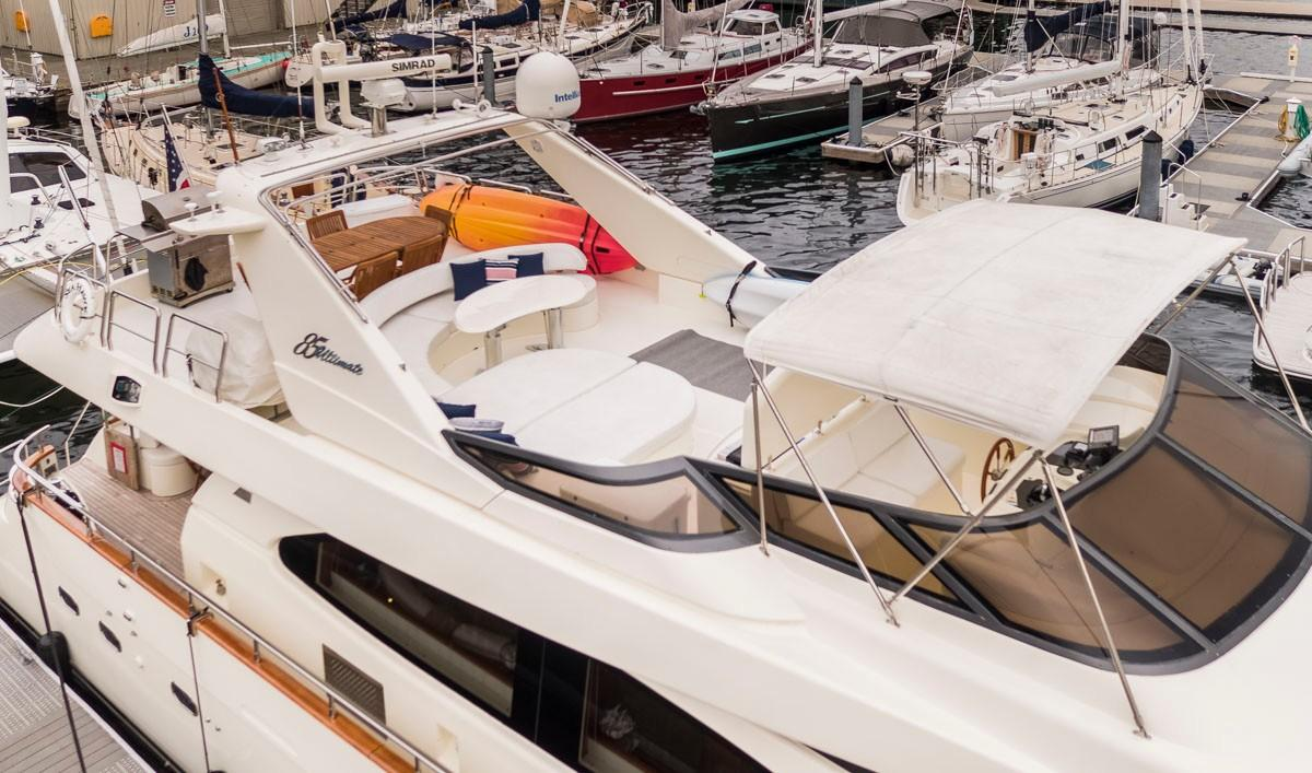 Picture Of:  85' Azimut Motor Yacht 2001Yacht For Sale | 3 of 50
