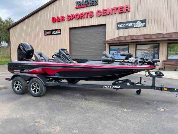 2021 Nitro boat for sale, model of the boat is Z18 Pro & Image # 1 of 11