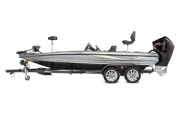 2021 Triton boat for sale, model of the boat is 20 TRX & Image # 18 of 20
