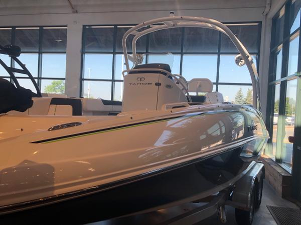 2020 Tahoe boat for sale, model of the boat is 2150 CC & Image # 2 of 95
