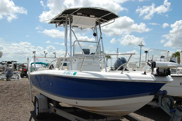 2005 Sea Pro boat for sale, model of the boat is 190CC & Image # 1 of 11