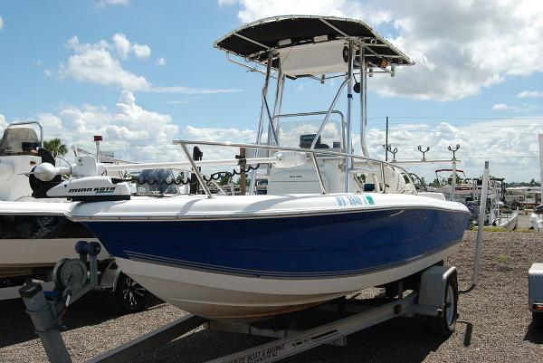 2005 Sea Pro boat for sale, model of the boat is 190CC & Image # 3 of 11