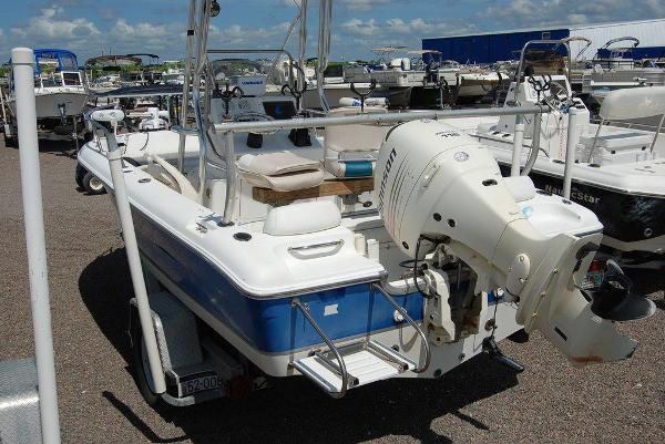 2005 Sea Pro boat for sale, model of the boat is 190CC & Image # 4 of 11