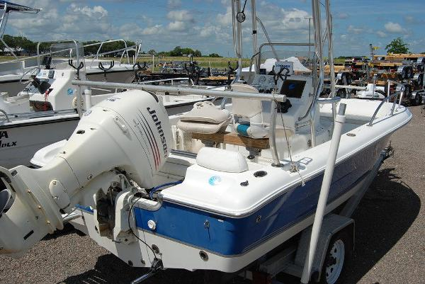 2005 Sea Pro boat for sale, model of the boat is 190CC & Image # 6 of 11
