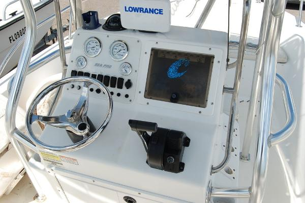 2005 Sea Pro boat for sale, model of the boat is 190CC & Image # 7 of 11