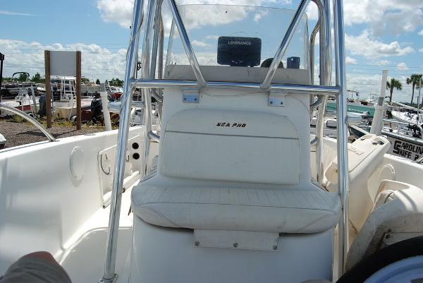 2005 Sea Pro boat for sale, model of the boat is 190CC & Image # 10 of 11
