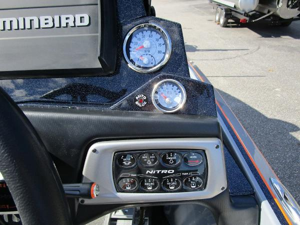 2021 Nitro boat for sale, model of the boat is Z20 Pro & Image # 35 of 54
