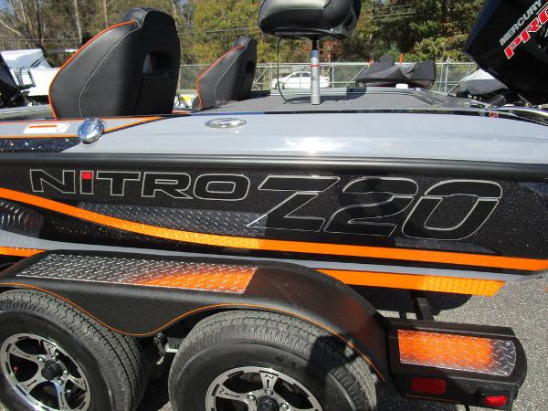 2021 Nitro boat for sale, model of the boat is Z20 Pro & Image # 48 of 54
