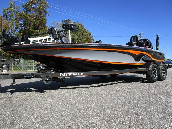 2021 Nitro boat for sale, model of the boat is Z20 Pro & Image # 50 of 54