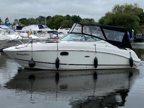 2010 Sea Ray 260 Sundancer