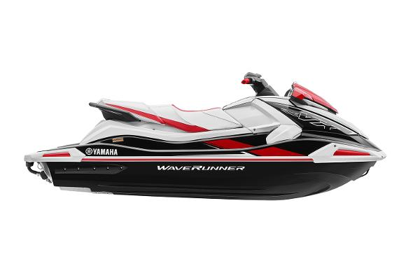 2021 Yamaha boat for sale, model of the boat is VX Deluxe & Image # 2 of 5