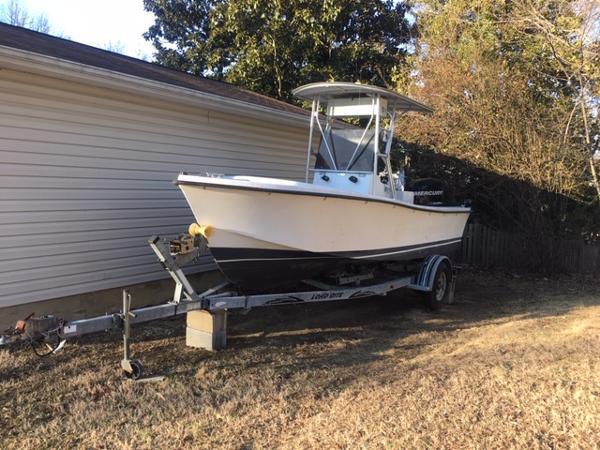 2002 C&C YACHTS Pumpout Boat