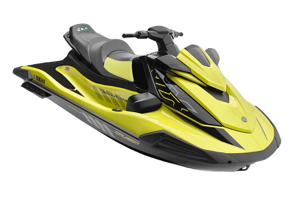 2021 Yamaha WaveRunner VX Cruiser HO thumbnail