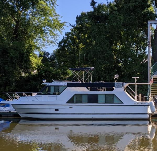 1993 HARBOR MASTER Coastal Cruiser