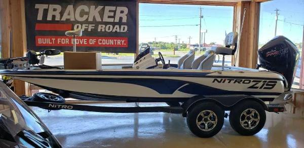2020 Nitro boat for sale, model of the boat is Z19 & Image # 1 of 17