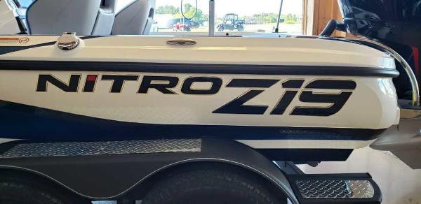 2020 Nitro boat for sale, model of the boat is Z19 & Image # 3 of 17
