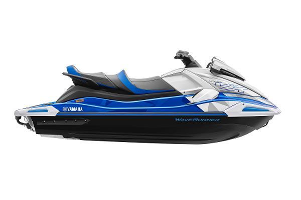2021 Yamaha WaveRunner VX Limited