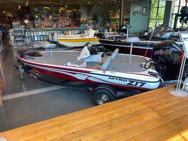 2020 Nitro boat for sale, model of the boat is Z17 & Image # 3 of 40
