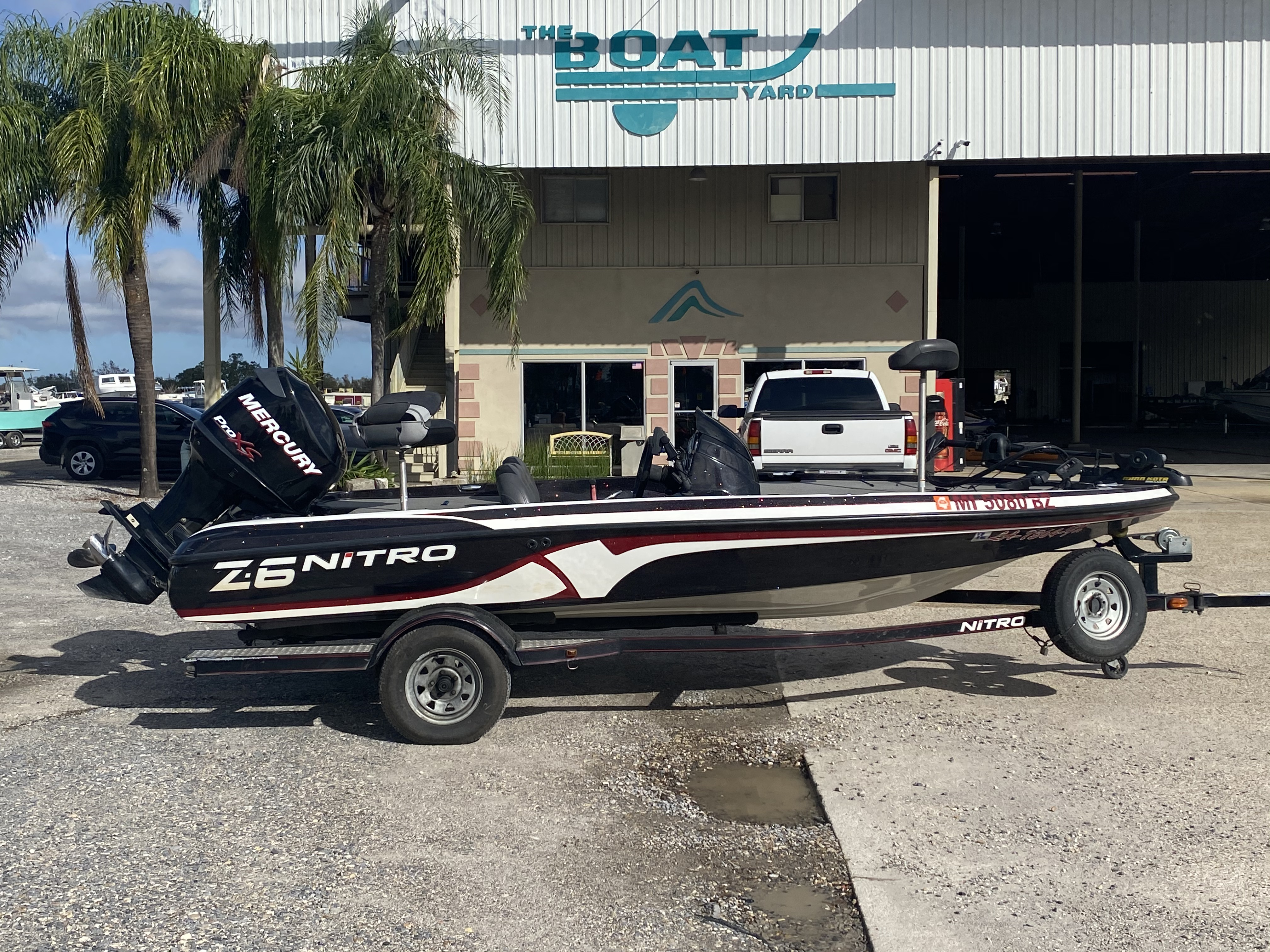 2011 Nitro boat for sale, model of the boat is Z6 & Image # 1 of 18