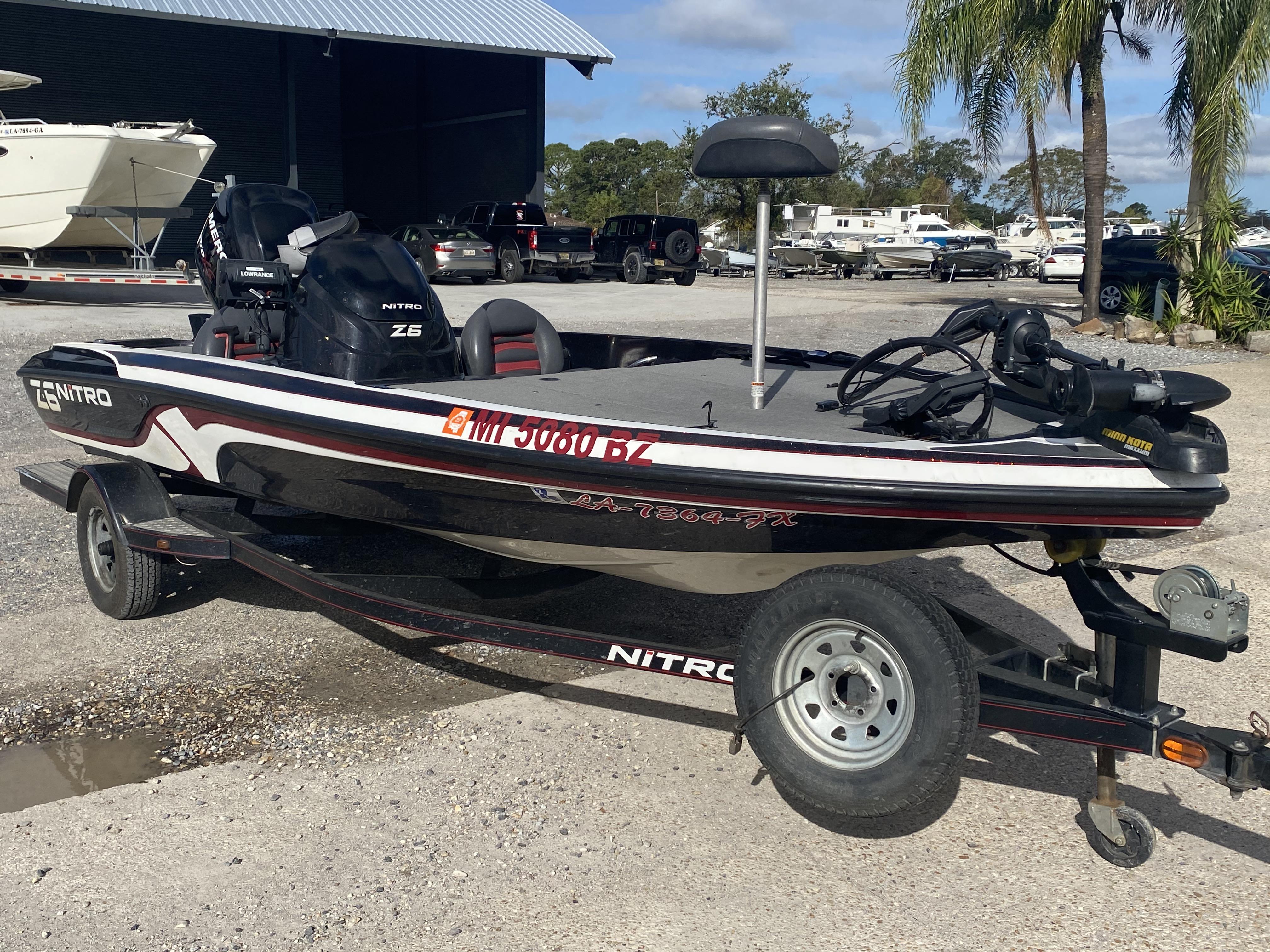 2011 Nitro boat for sale, model of the boat is Z6 & Image # 2 of 18