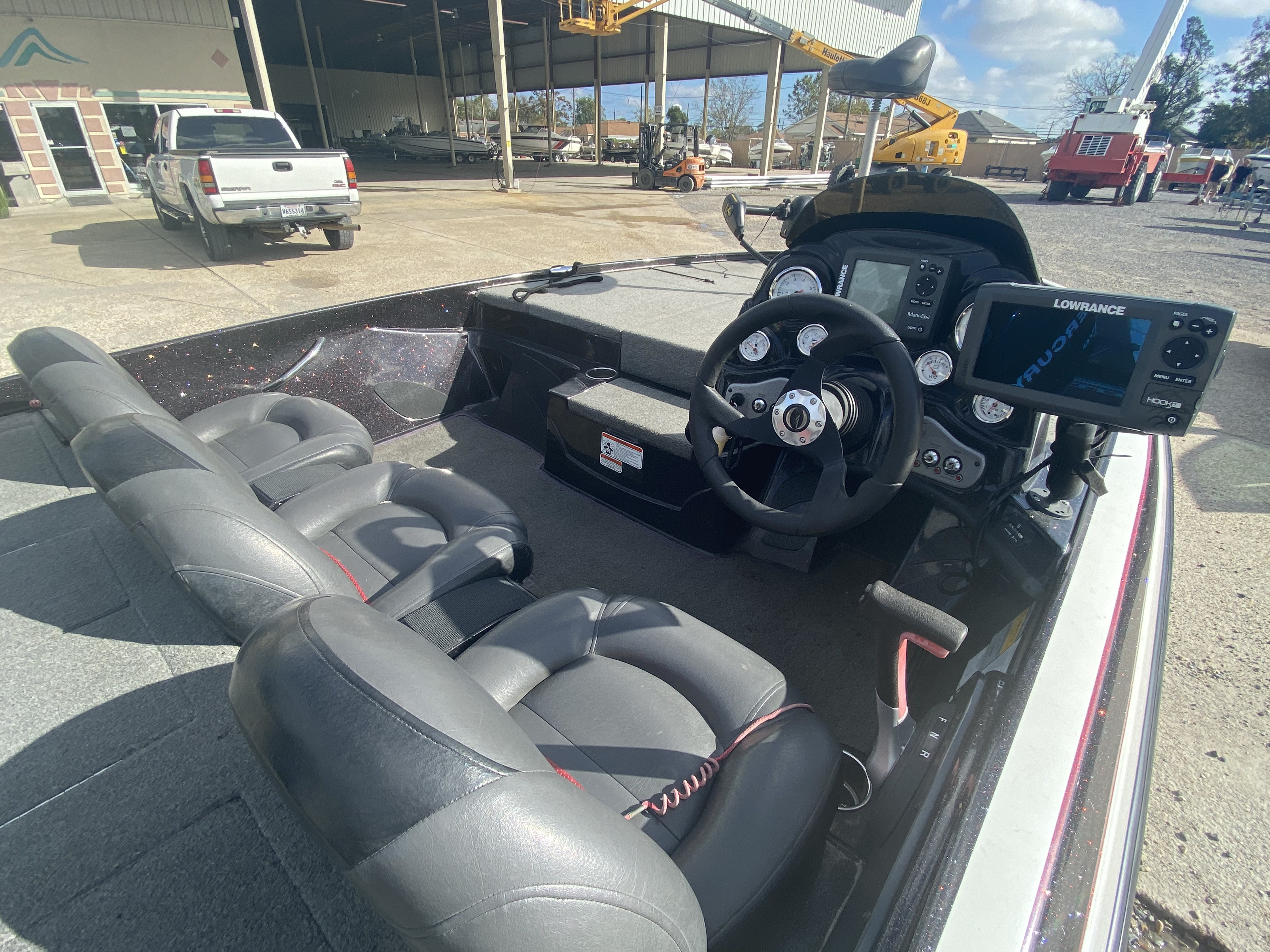 2011 Nitro boat for sale, model of the boat is Z6 & Image # 8 of 18