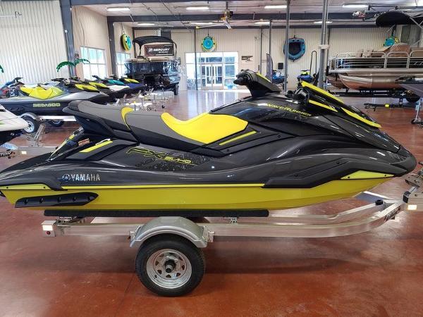 2021 Yamaha WaveRunner FC1800-W