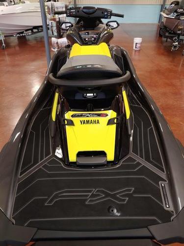 2021 Yamaha boat for sale, model of the boat is FX SVHO® & Image # 4 of 4