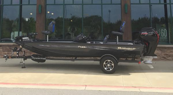 2021 Ranger Boats boat for sale, model of the boat is RT188C & Image # 2 of 20