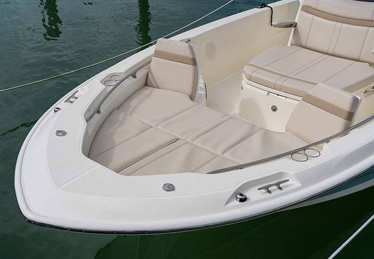 2022 Boston Whaler 250 Dauntless #2455111 inventory image at Sun Country Coastal in Newport Beach