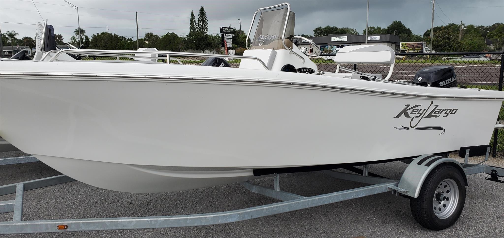2022 Caravelle boat group KEY LARGO 1800CC