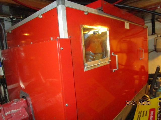 54' Ocean Alexander Westerbeke generator
