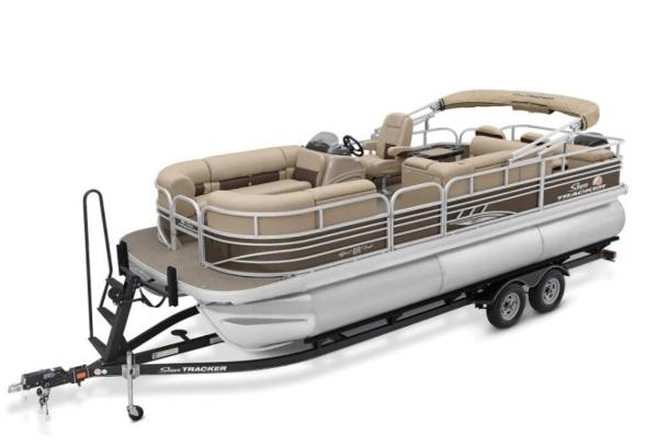 2022 Sun Tracker boat for sale, model of the boat is SportFish™ 22 XP3 & Image # 1 of 1