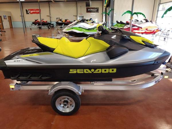 2021 Sea Doo PWC boat for sale, model of the boat is GTI™ SE 130 IBR & Sound System & Image # 1 of 3