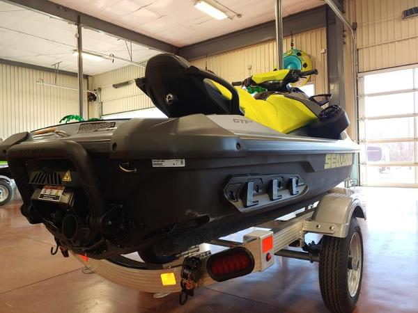 2021 Sea Doo PWC boat for sale, model of the boat is GTI™ SE 130 IBR & Sound System & Image # 3 of 4