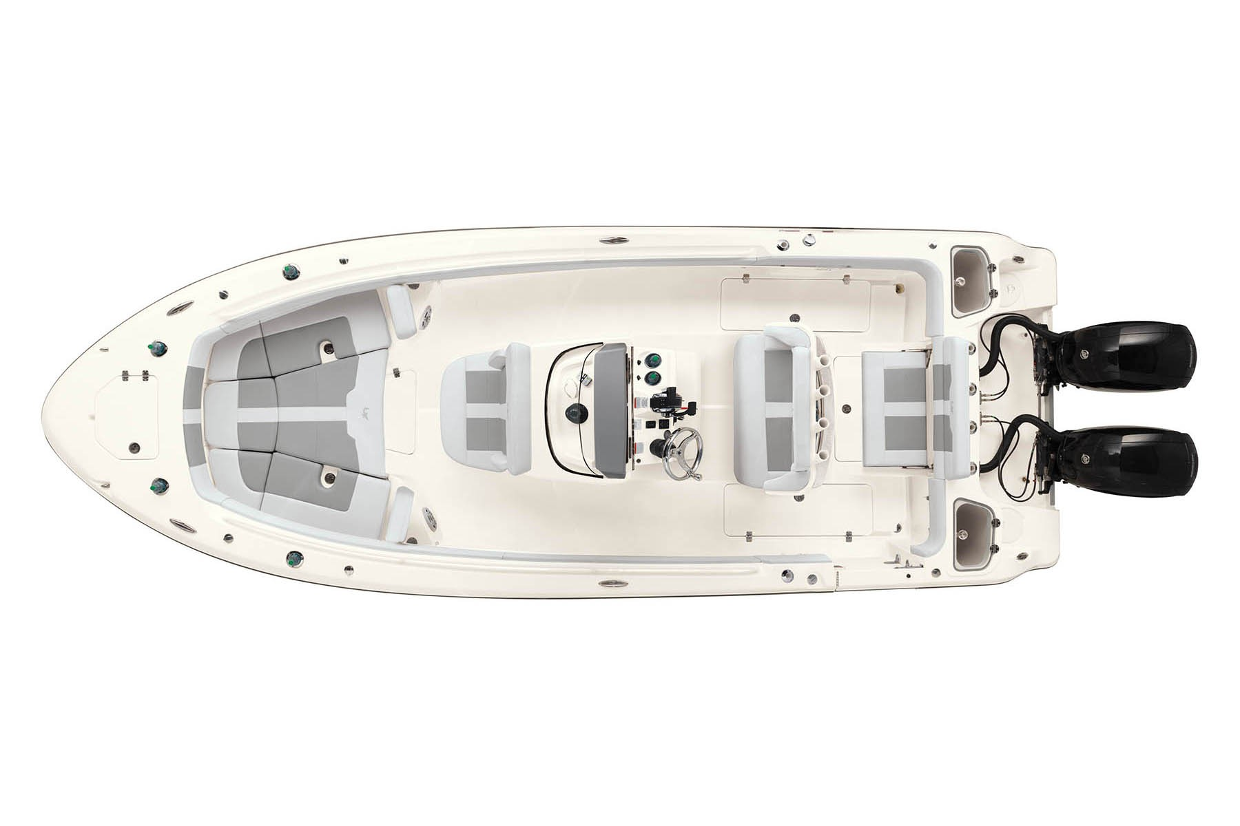 2022 Mako boat for sale, model of the boat is 236 CC & Image # 2 of 3