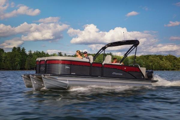 2021 Manitou boat for sale, model of the boat is 23 Oasis RF SHP 373 & Image # 1 of 2