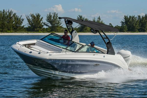 2021 SEA RAY SDX 250 Outboard thumbnail