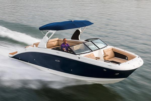 2021 SEA RAY SDX 270 thumbnail