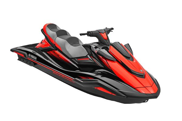 2022 Yamaha WaveRunner FX Limited SVHO thumbnail